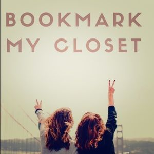 Other - 💜 Like to Bookmark My Closet